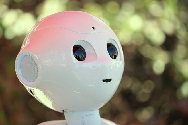 An artificial Intelligence project utilizing a humanoid robot from French company Aldebaran