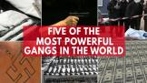 Five Of The Most Powerful Gangs In The World