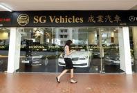 SG Vehicles Singapore