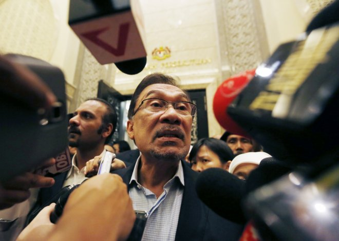 Release Anwar Ibrahim and repeal sodomy law, Human Rights Watch tells Malaysia