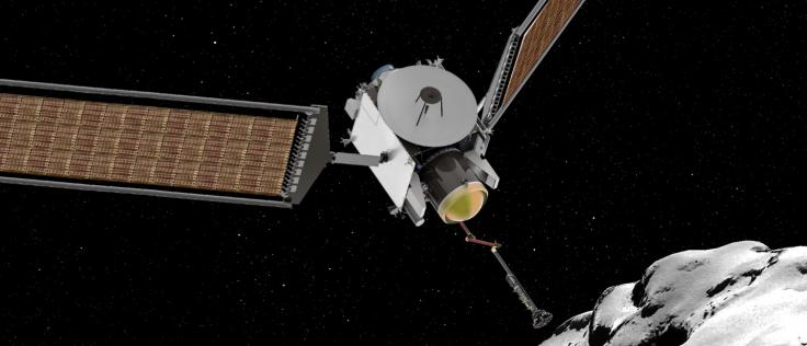 The CAESAR (Comet Astrobiology Exploration SAmple Return) mission