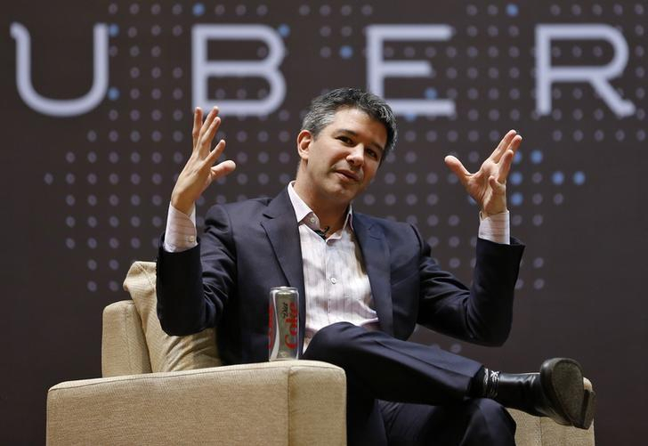 Uber founder and former CEO Travis Kalanick