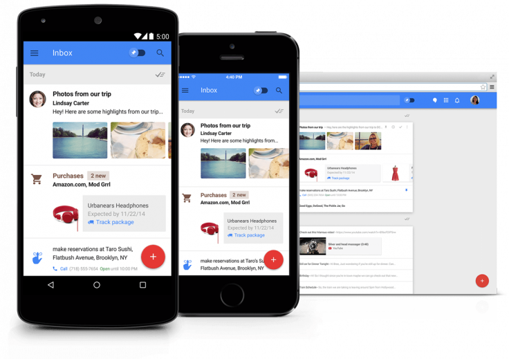 Inbox by Gmail for Android