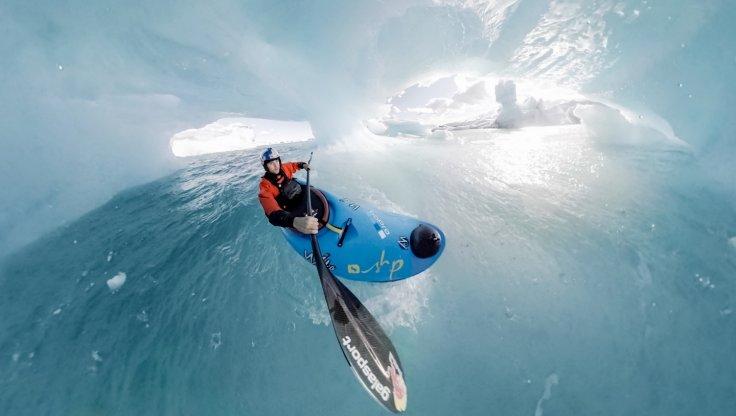 GoPro Fusion selfie