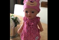 My Little BABY born Walks doll