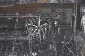 Kamala Mill Compound Mumbai fire tragedy