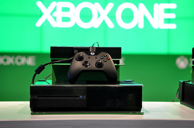 An Xbox One console