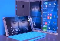 Microsoft's Surface Phone fan render