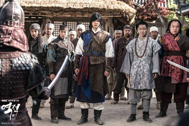 Rebel: Thief Who Stole the People' dominates 2017 MBC Drama