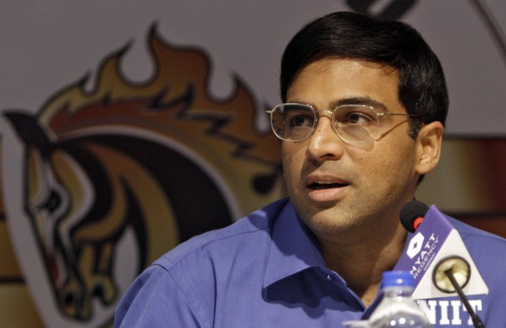 viswanathan anand chess games pdf