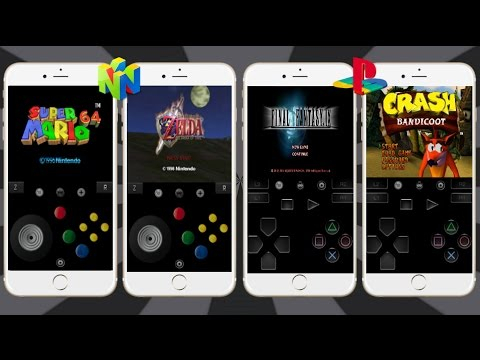 Install PlayStation games on iOS 11 2 1 devices without