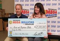 Megamillion winner