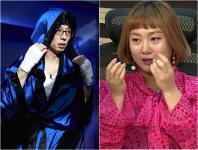 Yoo Jae Suk (left) and Park Na Rae