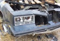 car accident in India