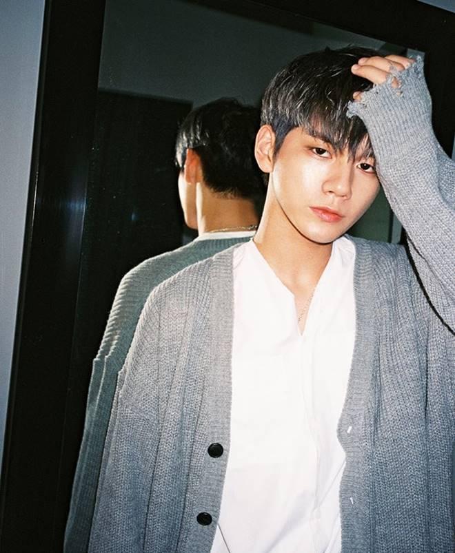 Wanna One, Ong Seong Wu, Fantagio