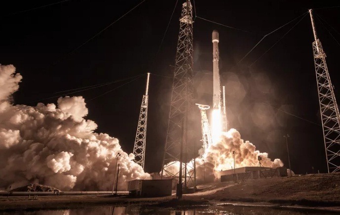 Third SpaceX prototype spacecraft blows up during pressure test - International Business Times, Singapore Edition