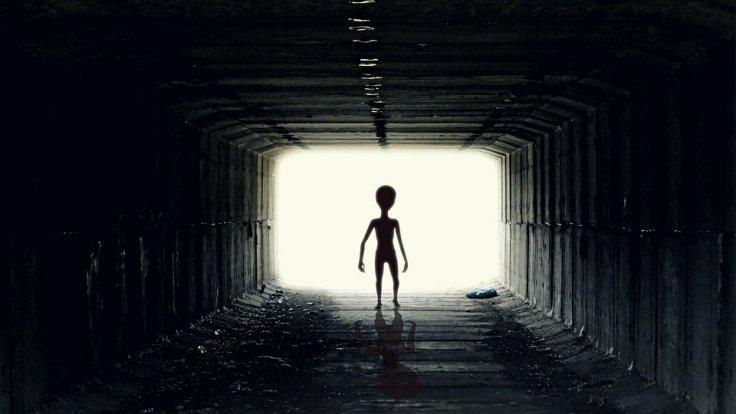 US military in contact with aliens to create advanced