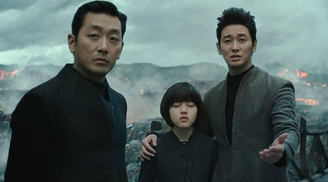 A scene from 'Along with the Gods The Two Worlds'