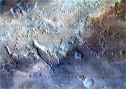 Canyon of Mars