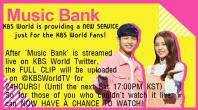 Music Bank, 12th January