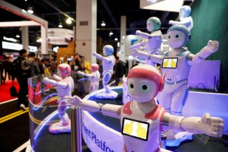 Avatarmind's iPal Smart AI Robots