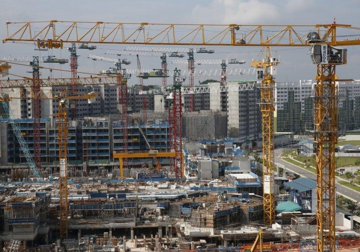 Singapore: Construction worker dies at PUB construction site in Marina South