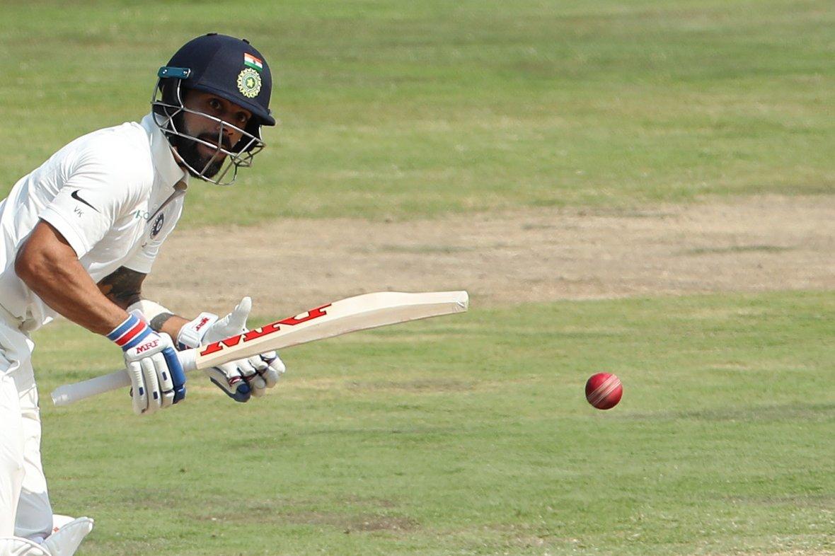 Indian captain Virat Kohli