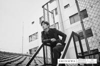 Shinhwa's Kim Dong Wan