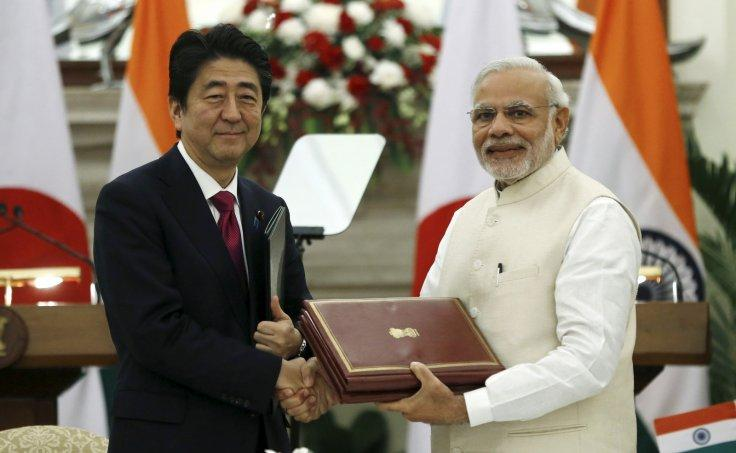 High level meeting & joint exercises between Indian and Japan Coast Guards