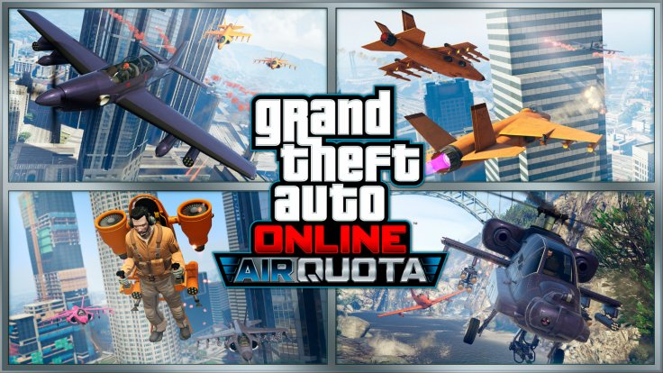 GTA air quota