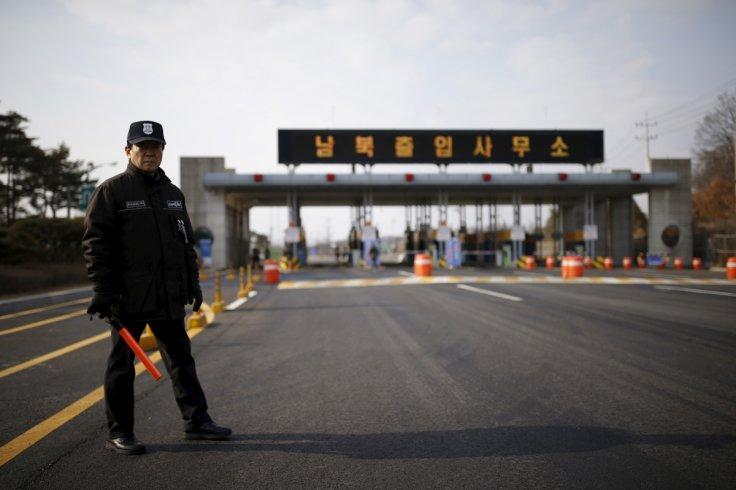 South Korea closes Kaesong industrial complex