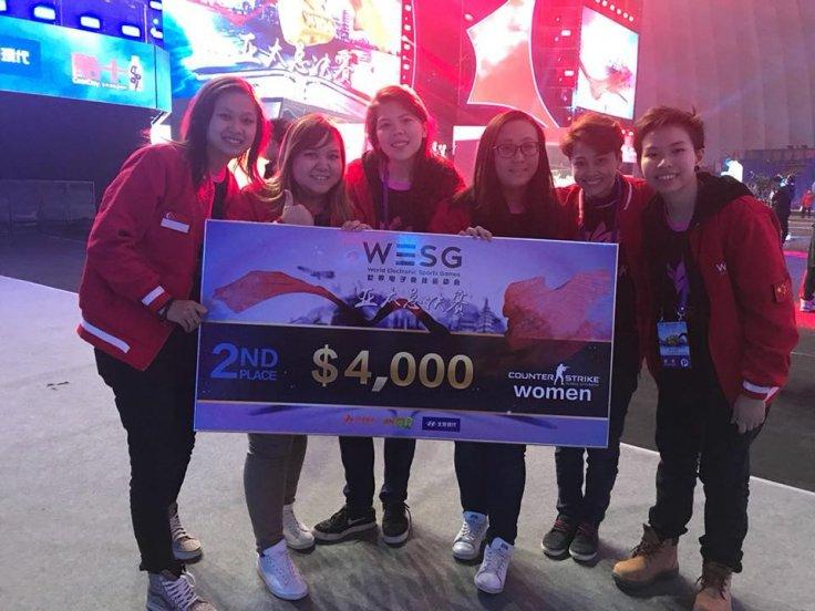Singapore's Asterisk heads to WESG 2018 grandfinals