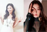(From left) Sana and Irene