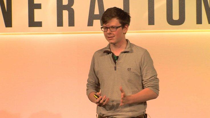 Bitcoin millionaire Erik Finman