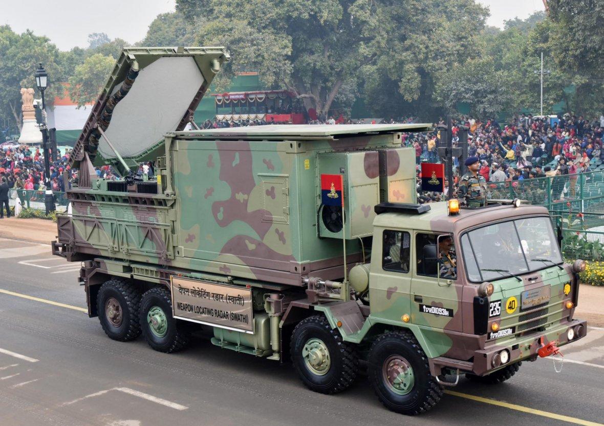 Weapon Locating Radar (Swathi)