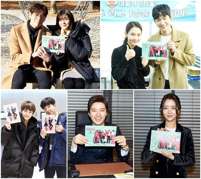Jugglers' cast thank viewers as TV series wraps up