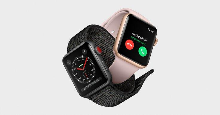 Singtel offers LTE Apple Watch Series 3