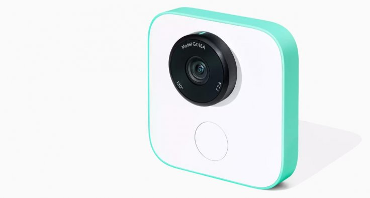 Google Clips release date