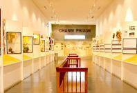 Changi Prison exhibit in Changi Museum