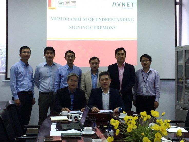 Avnet partners with Hanoi University