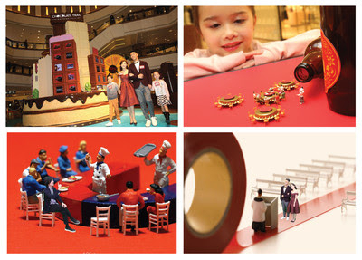 Chocolate Trail @ Harbour City in Hong Kong