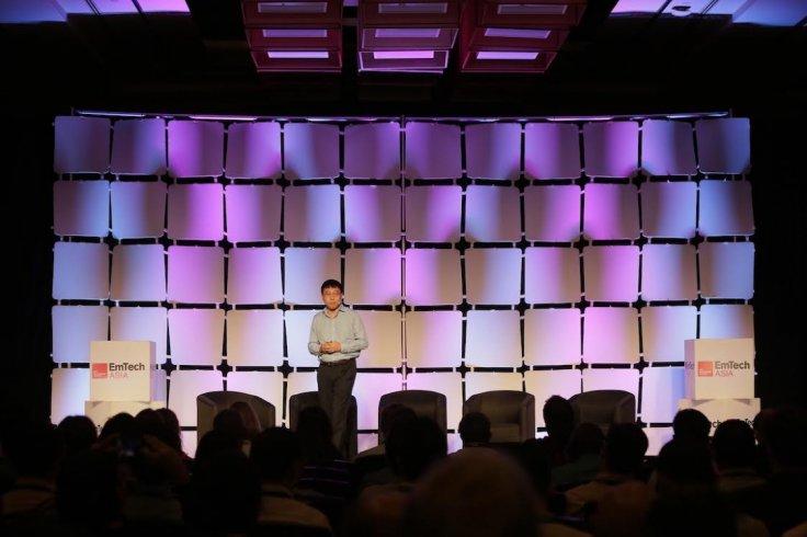 Tony Zhang - EmTech Asia 2018