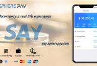 SpherePAY cryptocurrency say