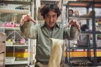 Ryu Seung-ryong in 'Psychokinesis'