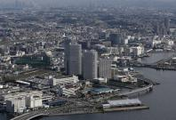 The population of Japan falls for the seventh consecutive year
