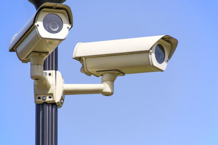 Singapore police cameras