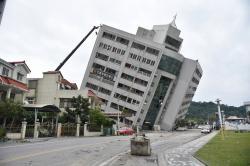 Tawian earthquake