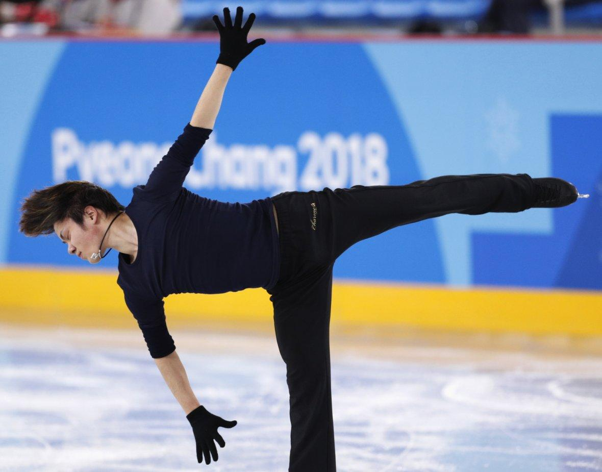 Figure Skating – Pyeongchang 2018 Winter Olympics