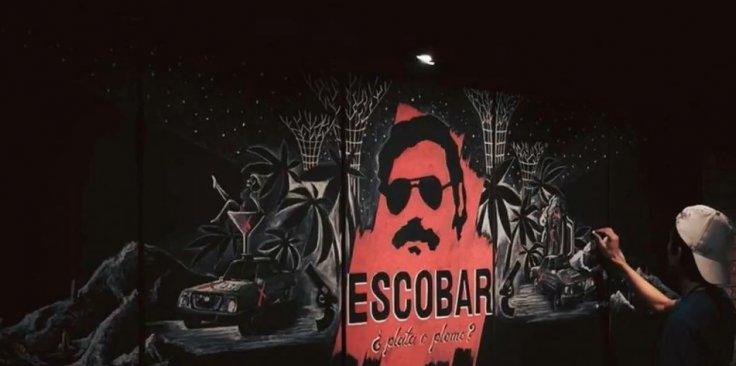 'Escobar' gastropub