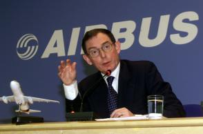 Airbus managing  Director Foreign announces 1998 results.